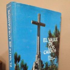 Libros de segunda mano: EL VALLE DE LOS CAÍDOS - IDEA PROYECTO Y CONSTRUCCIÓN - MENÉNDEZ GONZÁLEZ DIEGO. Lote 183052155