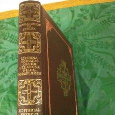 Libros de segunda mano: MONASTERIOS DE ESPAÑA. (VOL. I). ED. EVEREST. 1988. 2 ED.. Lote 183090766
