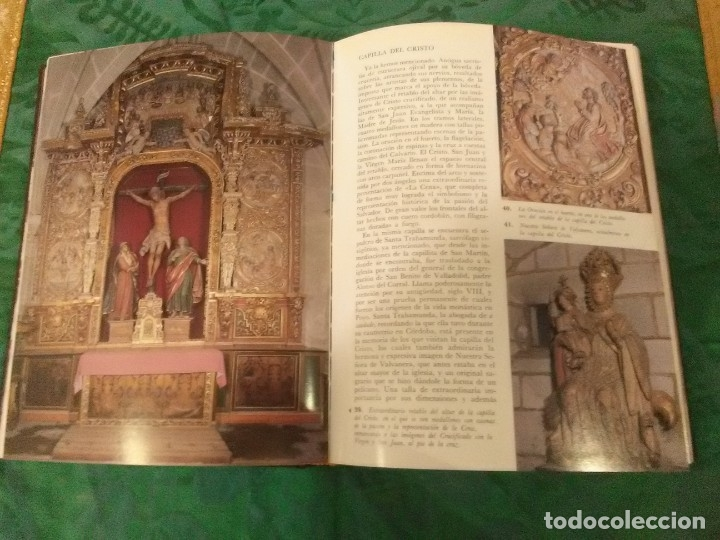 Libros de segunda mano: Monasterios de España. (Vol. III). Ed. Everest. 1990. 2 Ed. - Foto 3 - 183091666
