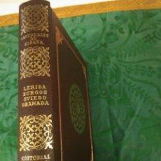 Libros de segunda mano: CATEDRALES DE ESPAÑA. (VOL. II). ED. EVEREST. 1988. 2 ED.. Lote 183092595