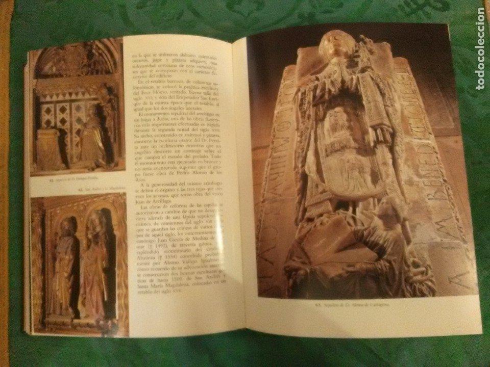 Libros de segunda mano: Catedrales de España. (Vol. II). Ed. Everest. 1988. 2 Ed. - Foto 3 - 183092595
