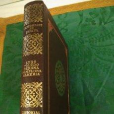 Libros de segunda mano: CATEDRALES DE ESPAÑA. (VOL. III). ED. EVEREST. 1990. 2 ED.. Lote 183093018