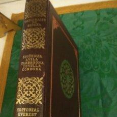 Libros de segunda mano: CATEDRALES DE ESPAÑA. (VOL. IV). ED. EVEREST. 1990. 2 ED.. Lote 183093408