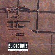 Libros de segunda mano: REVISTA EL CROQUIS #37 MORPHOSIS (DICIEMBRE-ENERO 1989). Lote 183339405