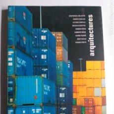 Libros de segunda mano: ARQUITECTO .ARQUITECTURA . ARCHITECTURES MANEL MAYORAL . BARCELONA 2008 GALERÍA D'ART. Lote 183493035