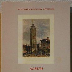 Libros de segunda mano: LMV - ALBUM DE LA TORRE NUEVA. 28 IMAGENES DESDE 1815 HASTA 1900. Lote 183499083