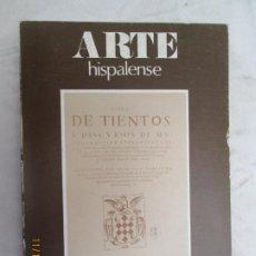 Livros em segunda mão: ARTE HISPALENSE , FRANCISCO CORREO DE ARAUXO - JOSE ENRIQUE AYARRA JARNE . Lote 183554116