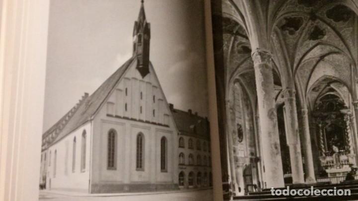 Libros de segunda mano: EDIFICIOS HOSPITALARIOS EN EUROPA DURANTE DIEZ SIGLOS-HISTORIA DE LA ARQUITECTURA HOSPITALARIA-1967 - Foto 14 - 183589440