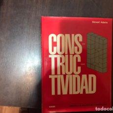 Libros de segunda mano: CONSTRUCTIVIDAD. . STEWART ADAMS. Lote 183917851