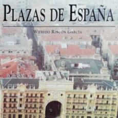 Libros de segunda mano: PLAZAS DE ESPAÑA. ESPASA, 1998.. Lote 184262122