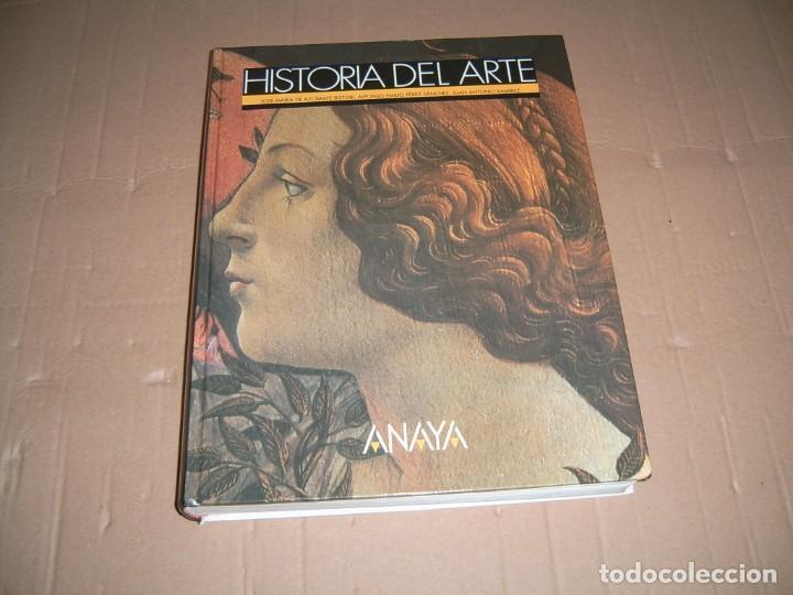 LIBRO HISTORIA DEL ARTE (Libros de Segunda Mano - Bellas artes, ocio y coleccionismo - Arquitectura)