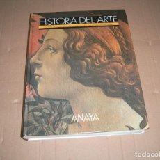 Libros de segunda mano: LIBRO HISTORIA DEL ARTE. Lote 184861380