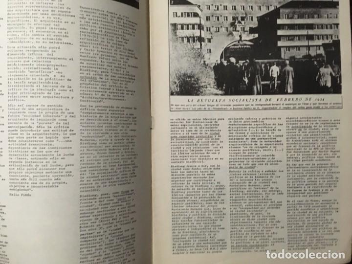Libros de segunda mano: CARRER DE LA CIUTAT - REVISTA DE ARQUITECTURA Nº0 - INCLUYE CARTEL PÓSTER ANUNCIANDO EL Nº1 - Foto 3 - 185683840