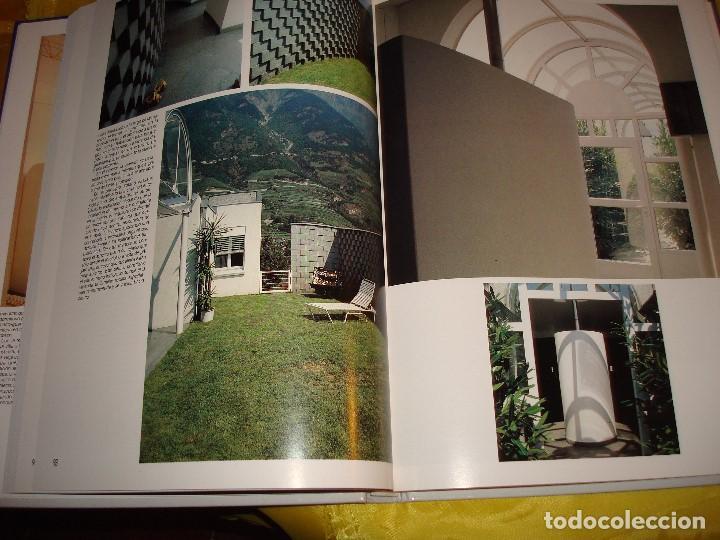 Libros de segunda mano: ARCHITECTURAL HOUSES VOL. 10 : CASAS EN LAS ALTAS MONTAÑAS. ATRIUM, 1991 - Foto 2 - 187382952