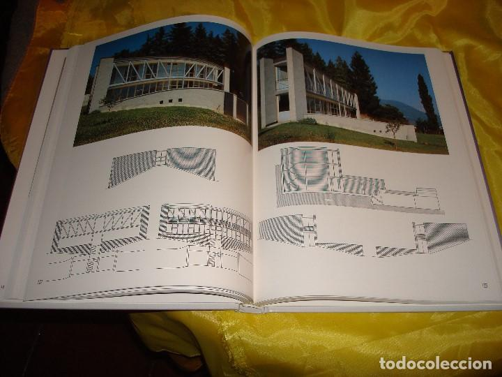 Libros de segunda mano: ARCHITECTURAL HOUSES VOL. 10 : CASAS EN LAS ALTAS MONTAÑAS. ATRIUM, 1991 - Foto 3 - 187382952