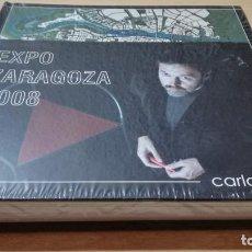 Libros de segunda mano: EXPO ZARAGOZA 2008 - CARLOS MIRET - ARQUITECTO - NUEVO PRECINTADO/ M105. Lote 189202847