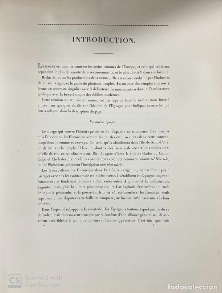 Libros de segunda mano: VOYAGE PITTORESQUE ET HISTORIQUE ET DESCRIPTION DE LA PRINCIPAUTE CATALOGNE.ALEXANDRE LABORDE,1973 - Foto 7 - 189250556