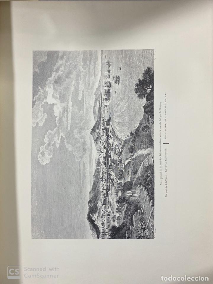 Libros de segunda mano: VOYAGE PITTORESQUE ET HISTORIQUE ET DESCRIPTION DE LA PRINCIPAUTE CATALOGNE.ALEXANDRE LABORDE,1973 - Foto 9 - 189250556