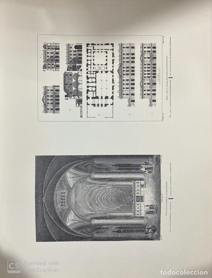 Libros de segunda mano: VOYAGE PITTORESQUE ET HISTORIQUE ET DESCRIPTION DE LA PRINCIPAUTE CATALOGNE.ALEXANDRE LABORDE,1973 - Foto 11 - 189250556