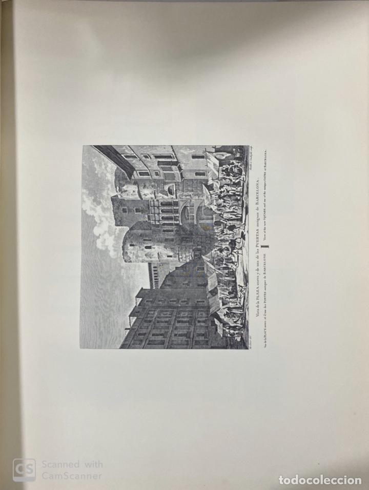 Libros de segunda mano: VOYAGE PITTORESQUE ET HISTORIQUE ET DESCRIPTION DE LA PRINCIPAUTE CATALOGNE.ALEXANDRE LABORDE,1973 - Foto 12 - 189250556