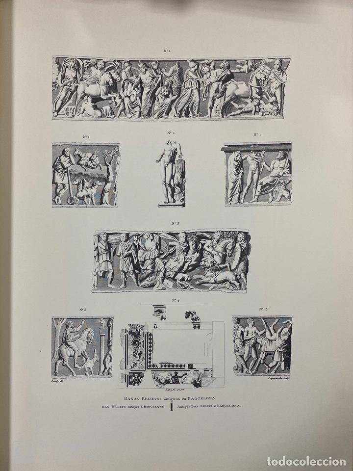 Libros de segunda mano: VOYAGE PITTORESQUE ET HISTORIQUE ET DESCRIPTION DE LA PRINCIPAUTE CATALOGNE.ALEXANDRE LABORDE,1973 - Foto 13 - 189250556