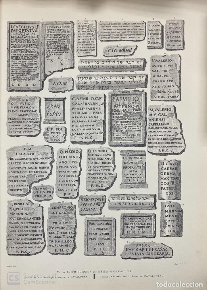 Libros de segunda mano: VOYAGE PITTORESQUE ET HISTORIQUE ET DESCRIPTION DE LA PRINCIPAUTE CATALOGNE.ALEXANDRE LABORDE,1973 - Foto 20 - 189250556