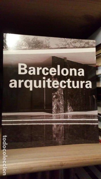 BARCELONA ARQUITECTURA (Libros de Segunda Mano - Bellas artes, ocio y coleccionismo - Arquitectura)