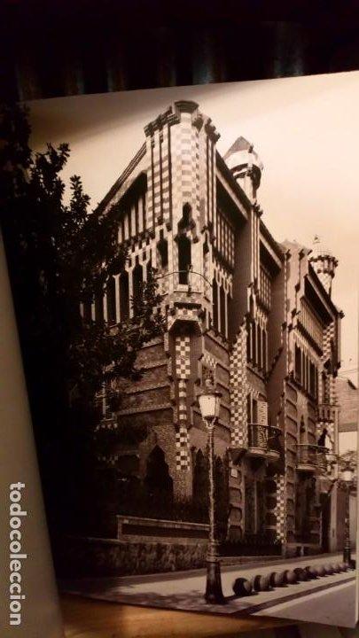 Libros de segunda mano: Barcelona arquitectura - Foto 2 - 190199927
