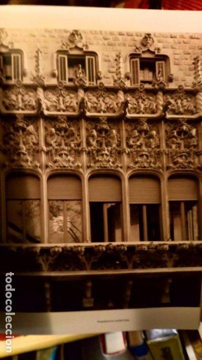 Libros de segunda mano: Barcelona arquitectura - Foto 5 - 190199927