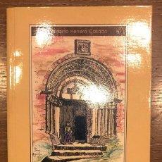 Libros de segunda mano: EL ROMANICO EN GUADALAJARA.. Lote 190500628
