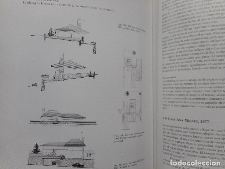 Libros de segunda mano: ALICIA GARRIDO FENÉS La obra de Xosé Bar Bóo Una arquitectura a la medida del hombre Y97749 - Foto 2 - 190813996