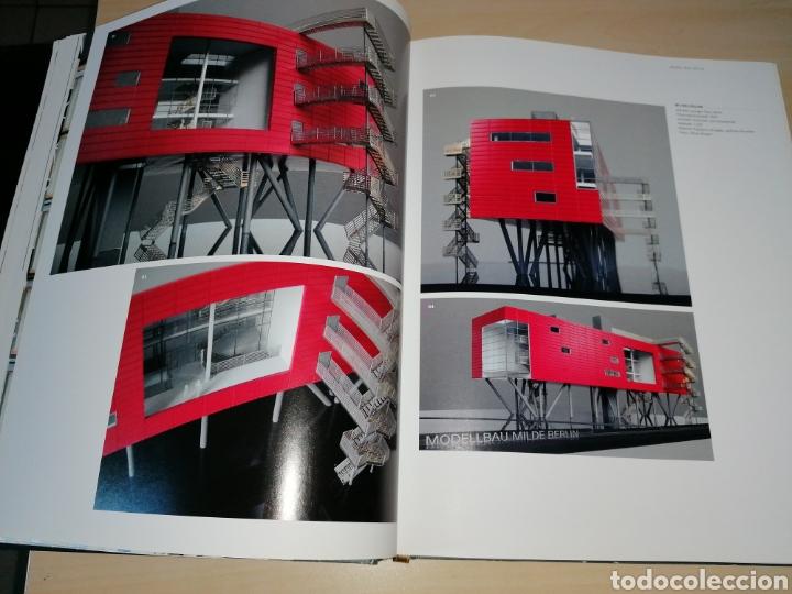 Libros de segunda mano: MEISTER DER MINIATUREN - ARCHITEKTUR MODELLBAU - ANSGAR OSWALD - Foto 6 - 191065475