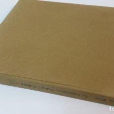 Libros de segunda mano: 1972 - JOAQUÍN WEISS - LA ARQUITECTURA COLONIAL CUBANA - 1ª ED.. Lote 191927888