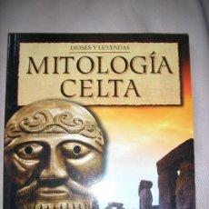 Libros de segunda mano: LIBRO MITOLOGIA CELTA. Lote 192539807