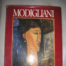 Libros de segunda mano: LIBRO MODIGLIANI. Lote 192539976