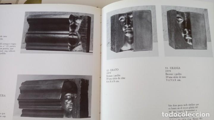 Libros de segunda mano: LIBRO JOSEP MARIA SUBIRACHS,AUTOGRAFO,ESCULTURA,PINTURA,MEDALLA,AUTOR PARTE SAGRADA FAMILIA DE GAUDI - Foto 4 - 193583447