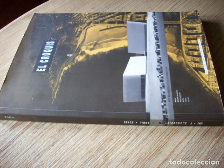 Libros de segunda mano: EL CROQUIS - ARQUITECTURA Y DISEÑO - Nº 43 - 1990 - Foto 3 - 194243758
