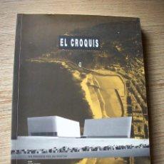 Libros de segunda mano: EL CROQUIS - ARQUITECTURA Y DISEÑO - Nº 43 - 1990. Lote 194243758