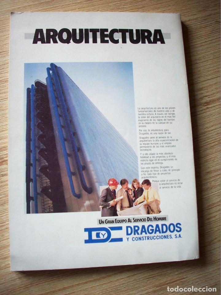 Libros de segunda mano: EL CROQUIS - ARQUITECTURA Y DISEÑO - Nº 26 - 1986 - Foto 3 - 194244001