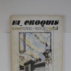 Libros de segunda mano: EL CROQUIS Nº 9 10 ARQUITECTURA. Lote 194290972