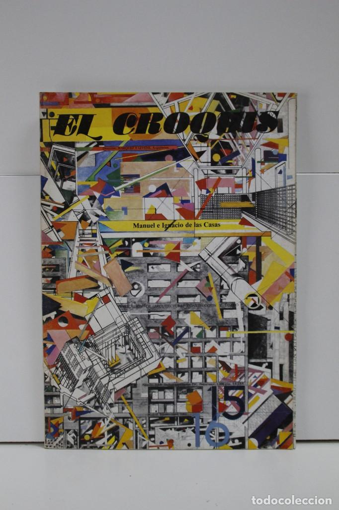 REVISTA EL CROQUIS 15 - 16 + PFC ( PROYECTO FINAL CARRERA) (Libros de Segunda Mano - Bellas artes, ocio y coleccionismo - Arquitectura)