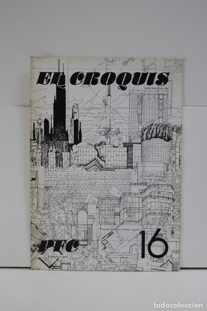 Libros de segunda mano: REVISTA EL CROQUIS 15 - 16 + PFC ( Proyecto final carrera) - Foto 2 - 213319852