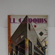 Libros de segunda mano: REVISTA EL CROQUIS Nº 17 ARQUITECTURA . Lote 194291553