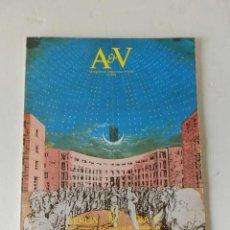 Libros de segunda mano: AV MONOGRAFÍAS Nº 2 IV-VI 1985 BERLÍN IBA '87 KRIER • MONEO ARQUITECTURA. Lote 194297661