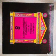 Libros de segunda mano: RUTES D'APROXIMACIÓ AL PATRIMONI CULTURAL VALENCIÀ - CONESA, FRANCISCA; SELLÉS, FRANCISCO; LARA, JOA. Lote 194335520