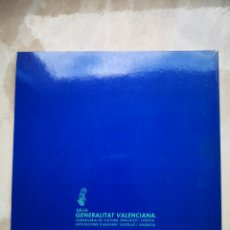 Libros de segunda mano: RUTES D'APROXIMACIÓ AL PATRIMONI CULTURAL VALENCIÀ - CONESA, FRANCISCA; SELLÉS, FRANCISCO; LARA, JOA. Lote 194335606