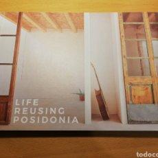 Libros de segunda mano: LIFE REUSING POSIDONIA. Lote 194369185