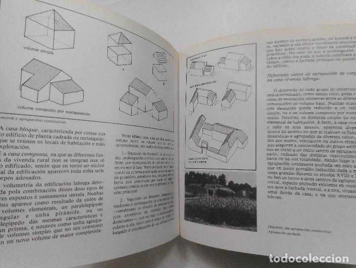 Libros de segunda mano: PEDRO DE LLANO Arquitectura popular en Galicia I (gallego) Y98814T - Foto 2 - 194580501