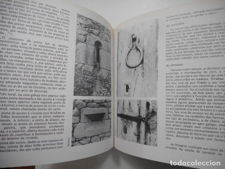 Libros de segunda mano: PEDRO DE LLANO Arquitectura popular en Galicia I (gallego) Y98814T - Foto 3 - 194580501