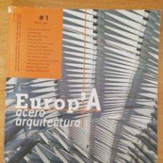 Libros de segunda mano: EUROP'A. Lote 194589190